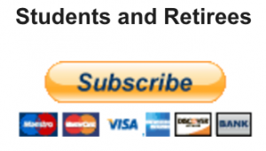 Student and Retirees PayPal Access